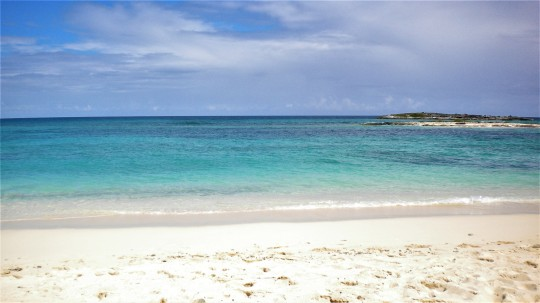Beach at Nassau Sep 2010